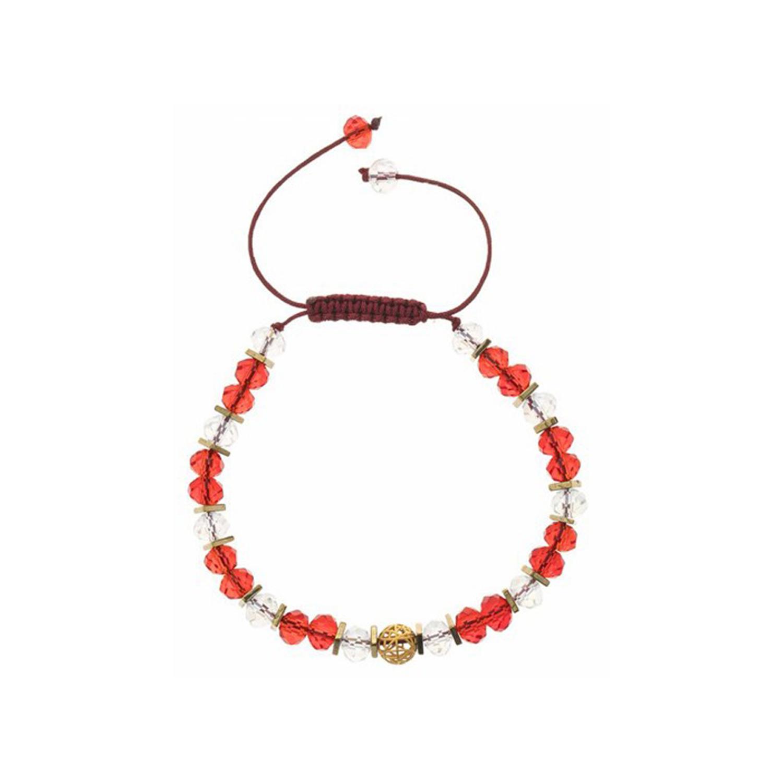 دستبند طلا زنانه مدل MGA-D0133