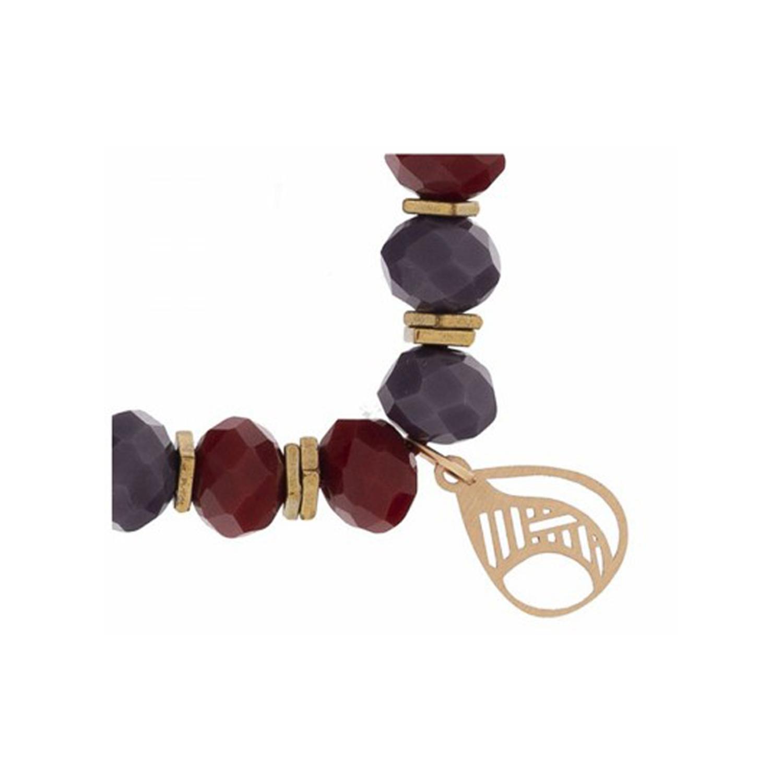 دستبند طلا زنانه مدل MGA-D0294