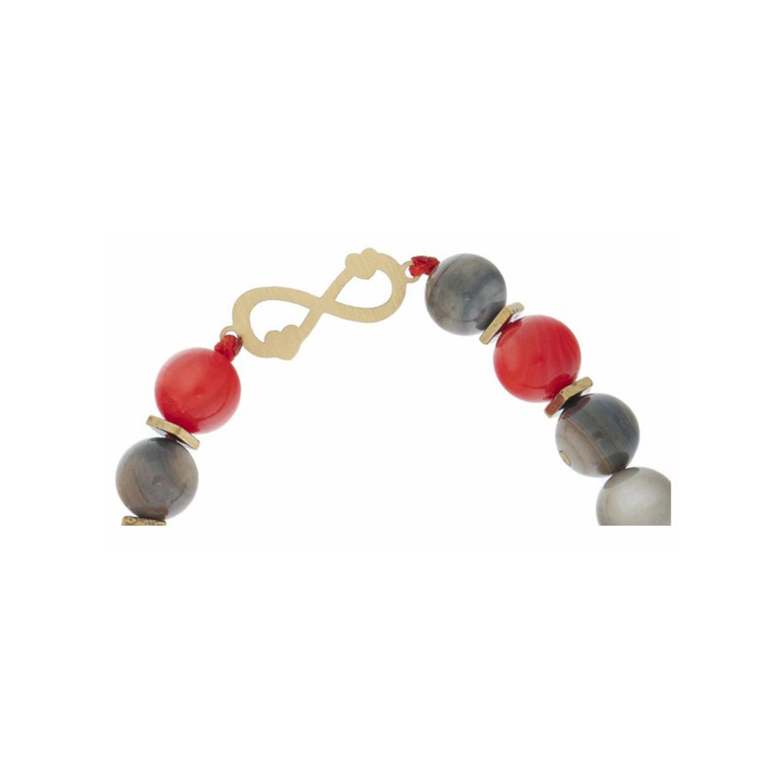 دستبند طلا زنانه مدل MGA-D0216