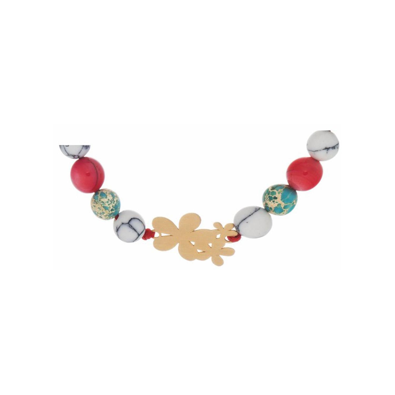دستبند طلا زنانه مدل MGA-D0012