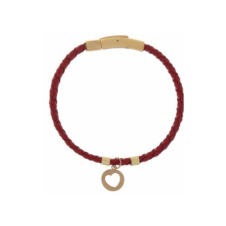 دستبند طلا زنانه مدل MGL-D0049