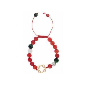 دستبند طلا زنانه مدل MGA-D0016