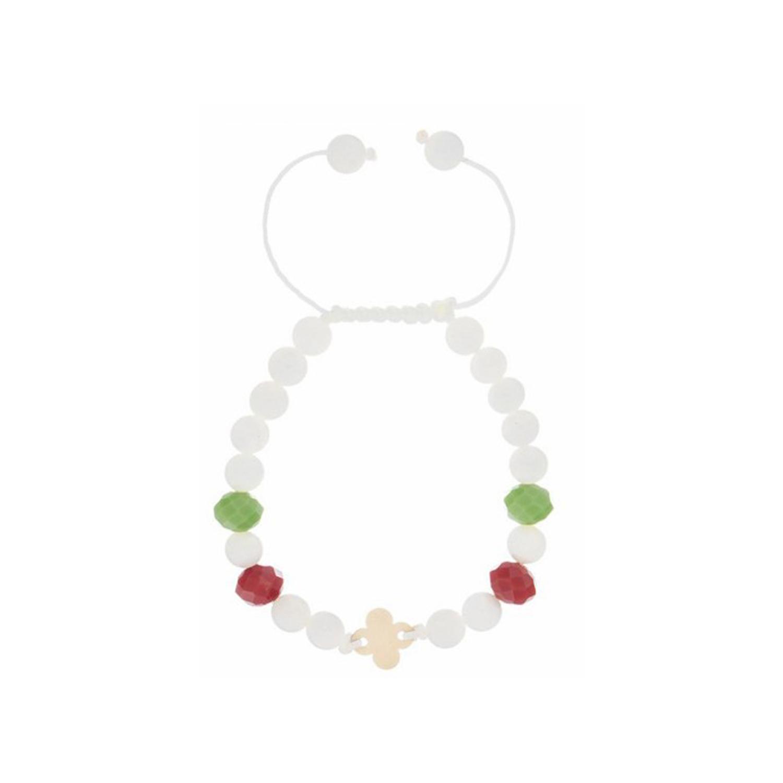 دستبند طلا زنانه مدل آرت MGA-D0004