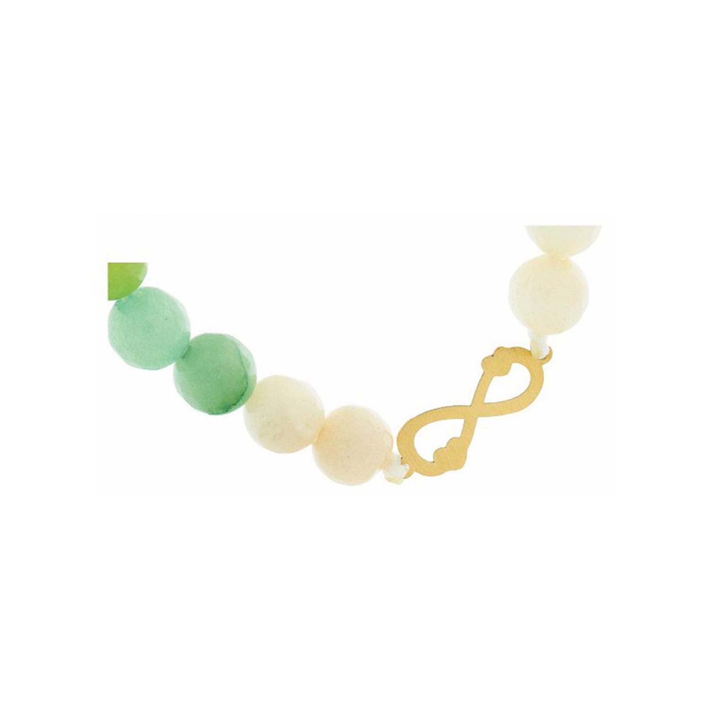 دستبند طلا زنانه مدل MGA-D0210