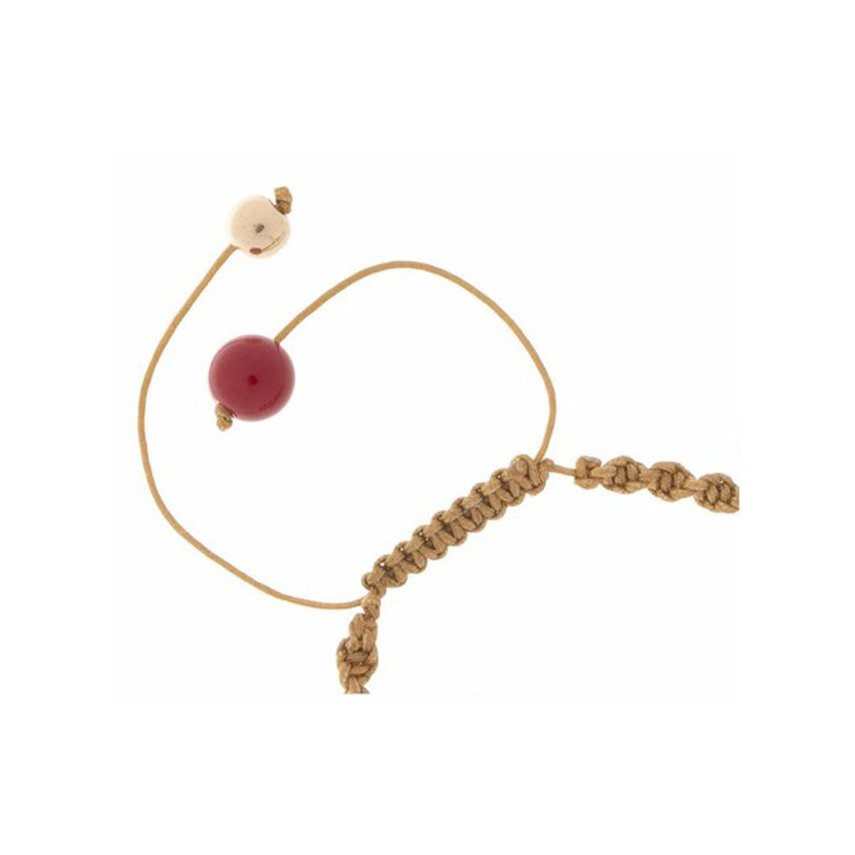 دستبند طلا زنانه مدل MGA-D0040