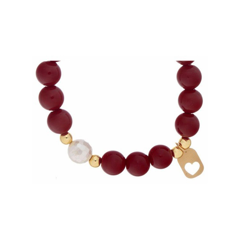 دستبند طلا زنانه مدل MGA-D0015
