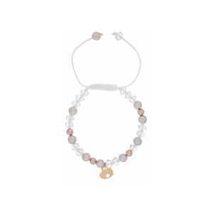 دستبند طلا زنانه مدل آرت MGA-D0005
