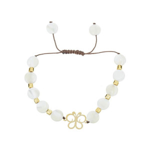 دستبند طلا زنانه مدل MB0531