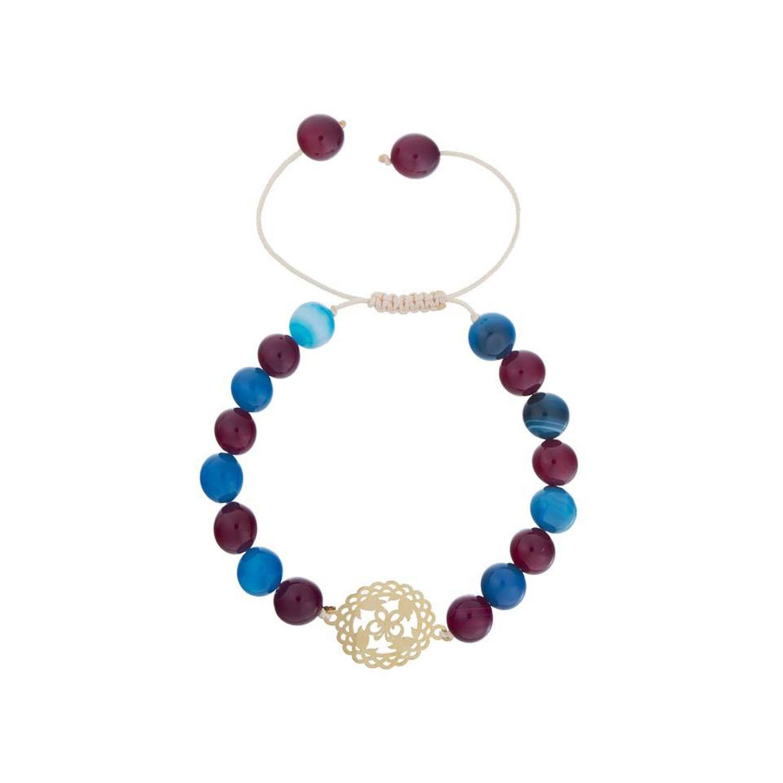 دستبند طلا زنانه مدل MB0631