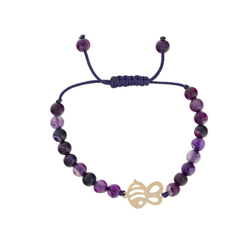 دستبند طلا زنانه مدل MB0613