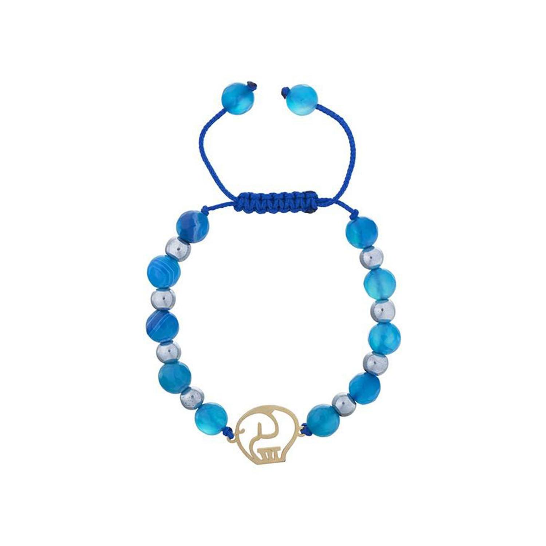 دستبند طلا زنانه مدل MB0617