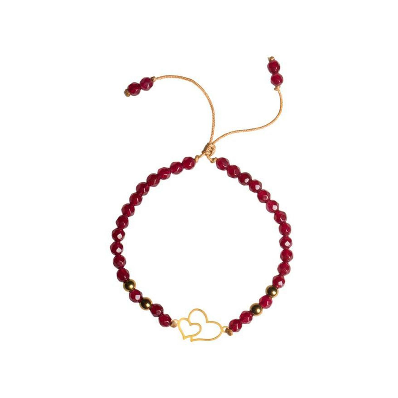 دستبند طلا زنانه مدل B245