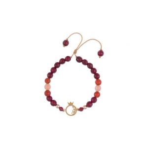 دستبند طلا زنانه مدل B084