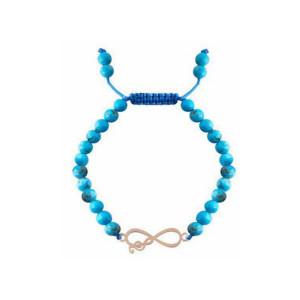 دستبند طلا زنانه مدل 0754