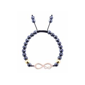 دستبند طلا زنانه مدل 0748