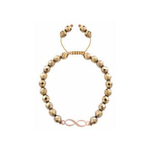 دستبند طلا زنانه مدل 0747