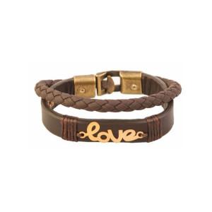 دستبند طلا زنانه مدل 175001