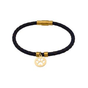 دستبند طلا زنانه مدل 156A2438