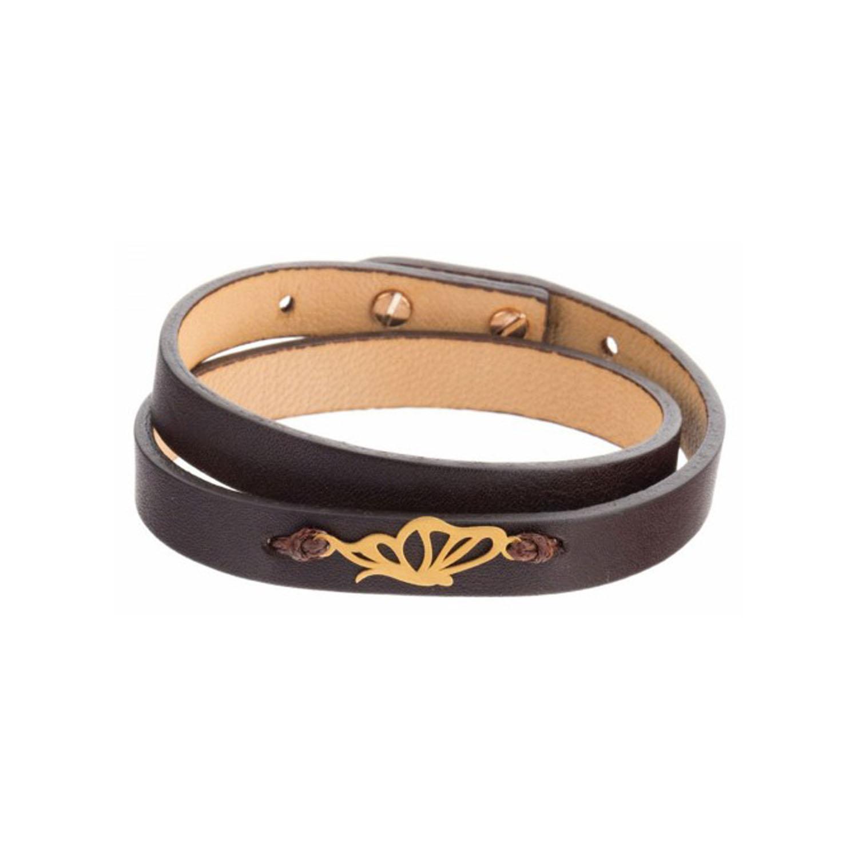 دستبند طلا زنانه مدل BG15