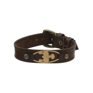 دستبند طلا مردانه مدل MG-608