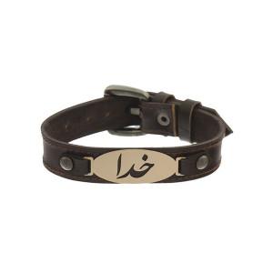دستبند طلا مردانه مدل MG-237