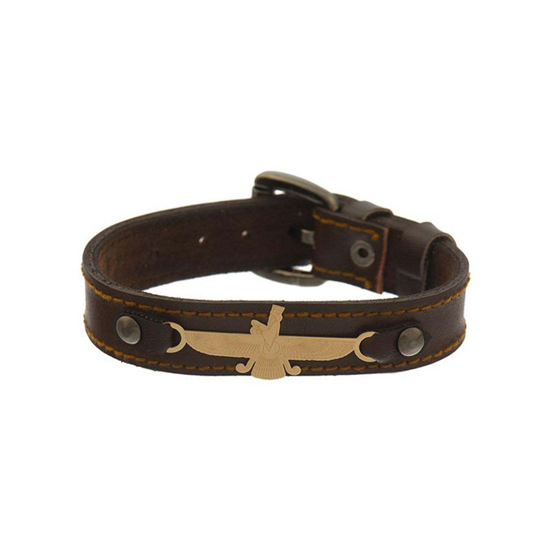 دستبند طلا مردانه مدل MG-69