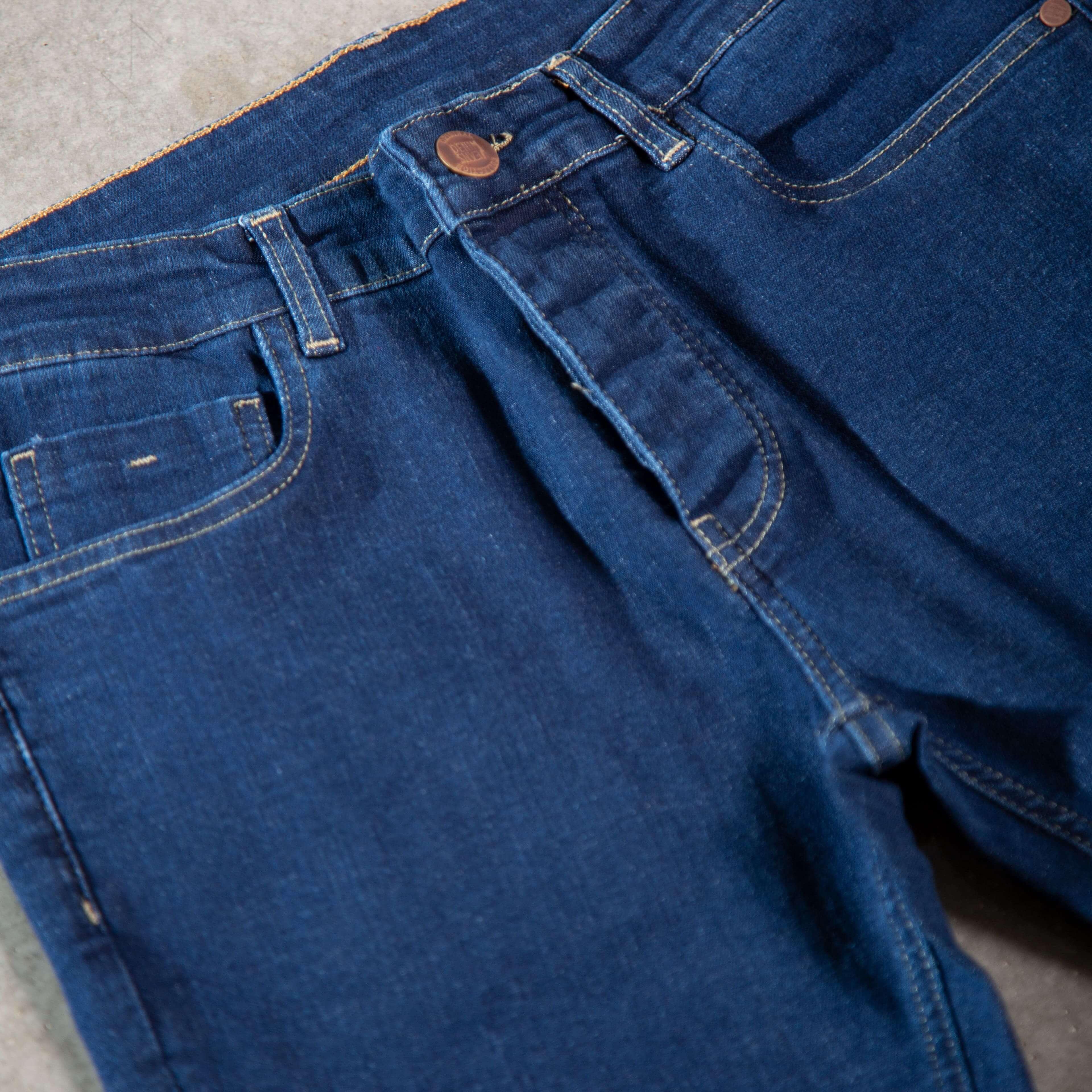 شلوار جین مردانه دایانو کد 8019 DK