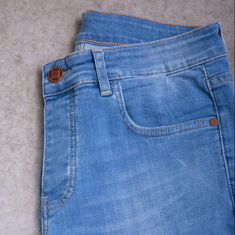 شلوار جین مردانه دایانو کد 8019 LG