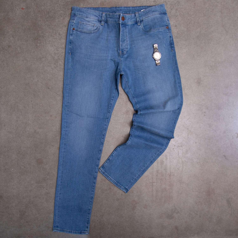 شلوار جین مردانه دایانو کد 8017 LG