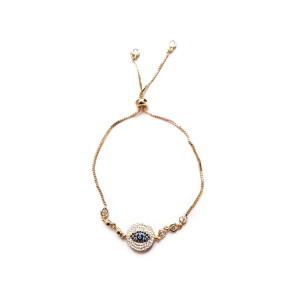 دستبند استیل زنانه مدل ZV 15