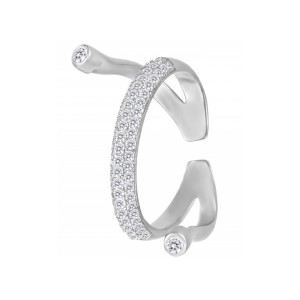 انگشتر نقره زنانه اقلیمه کد AN113
