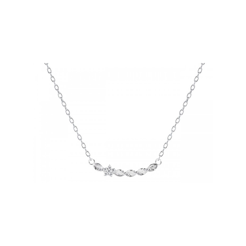 گردنبند نقره زنانه اقلیمه کد GN343