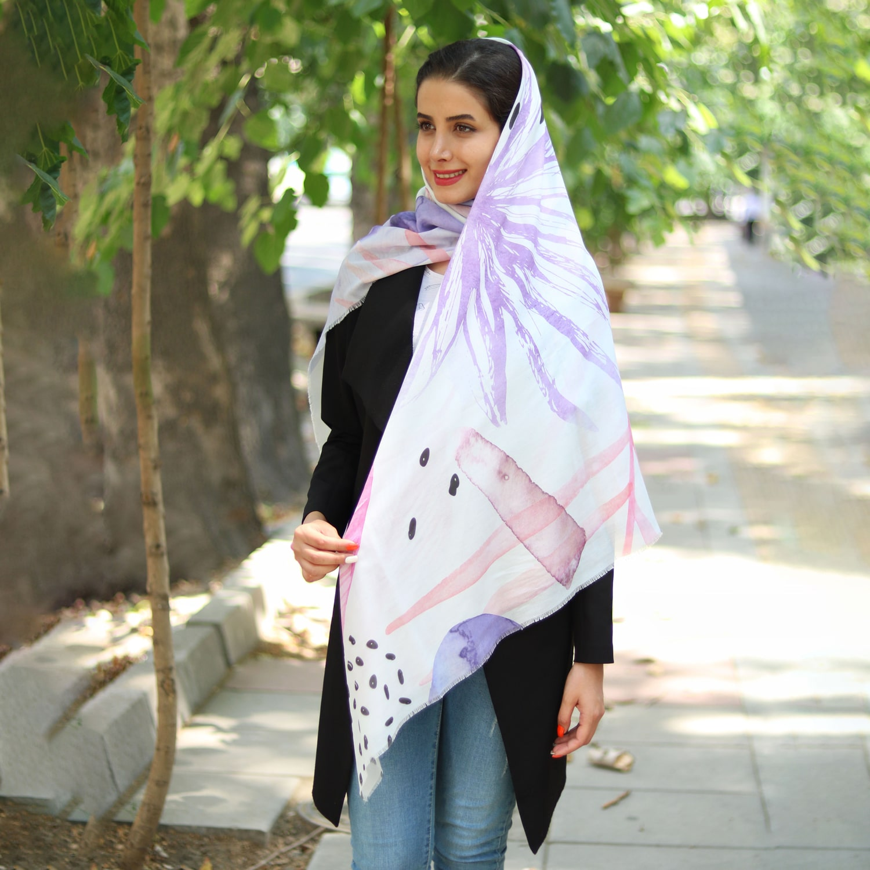 روسری نخی زنانه کد 5