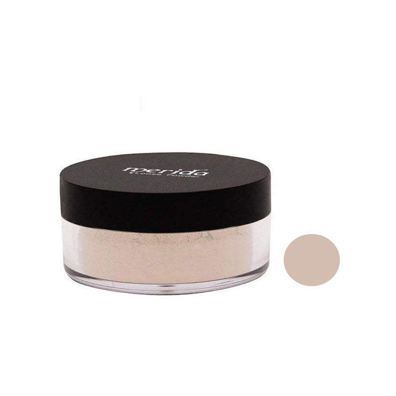 پودر تثبیت کننده آرایش مریدا مدل Loose Powder شماره 32