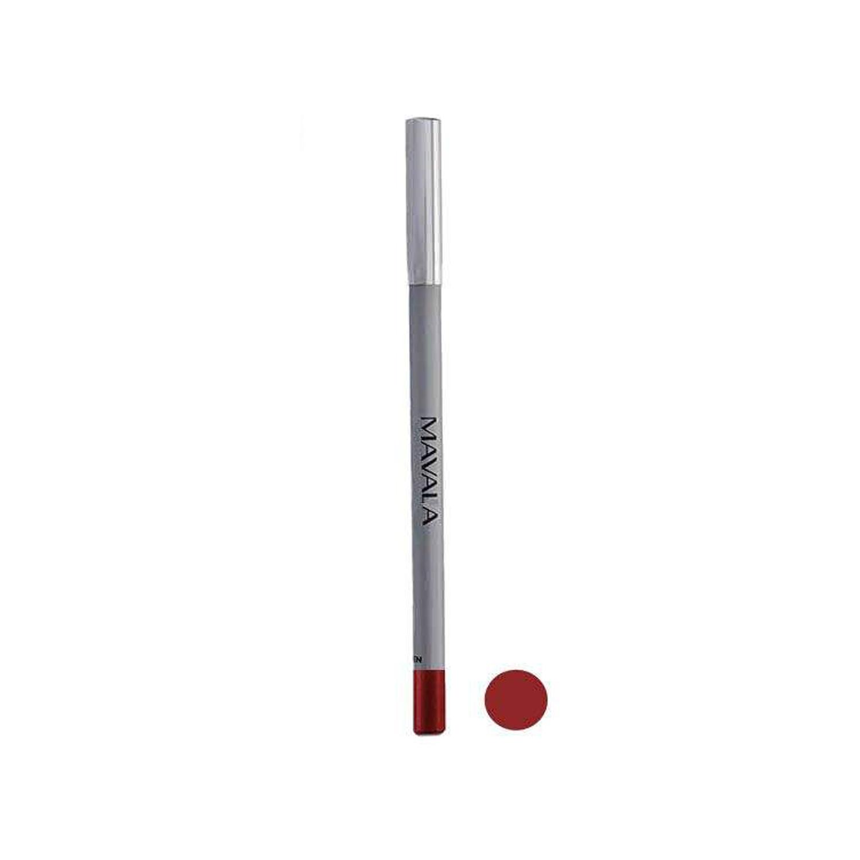 مداد لب ماوالا شماره 504.07