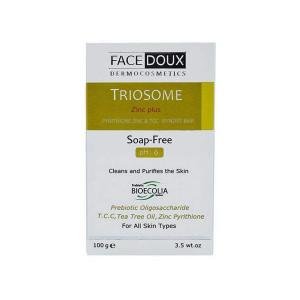 پن ضد باکتری فیس دوکس مدل Triosome وزن 100 گرم