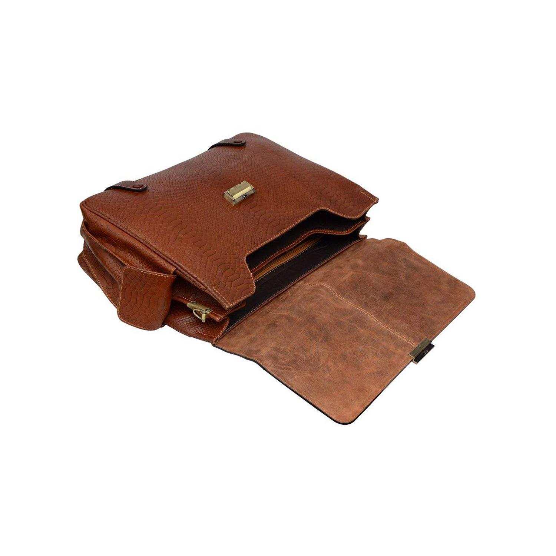 کیف اداری چرم گارد مدل SH 100114 - 1