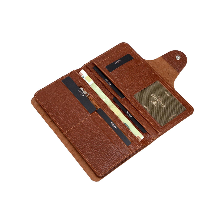 کیف پول چرم گارد مدل 1 - SDT 900045