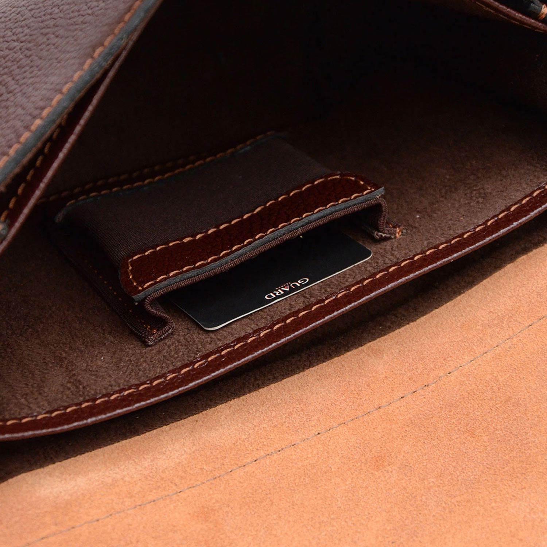 کیف دستی چرم گارد مدل 800064