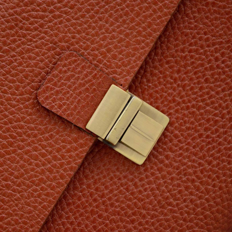 کیف دستی چرم گارد مدل NINO 800051
