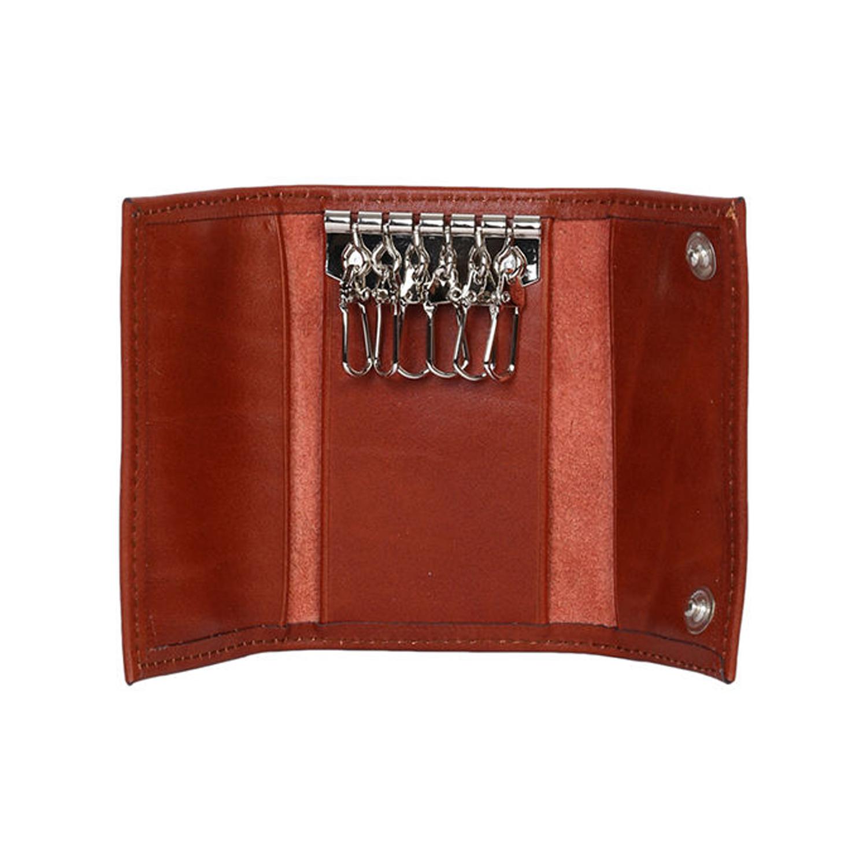 ست هدیه چرم رویال چرم کد 120-SL1-Brown