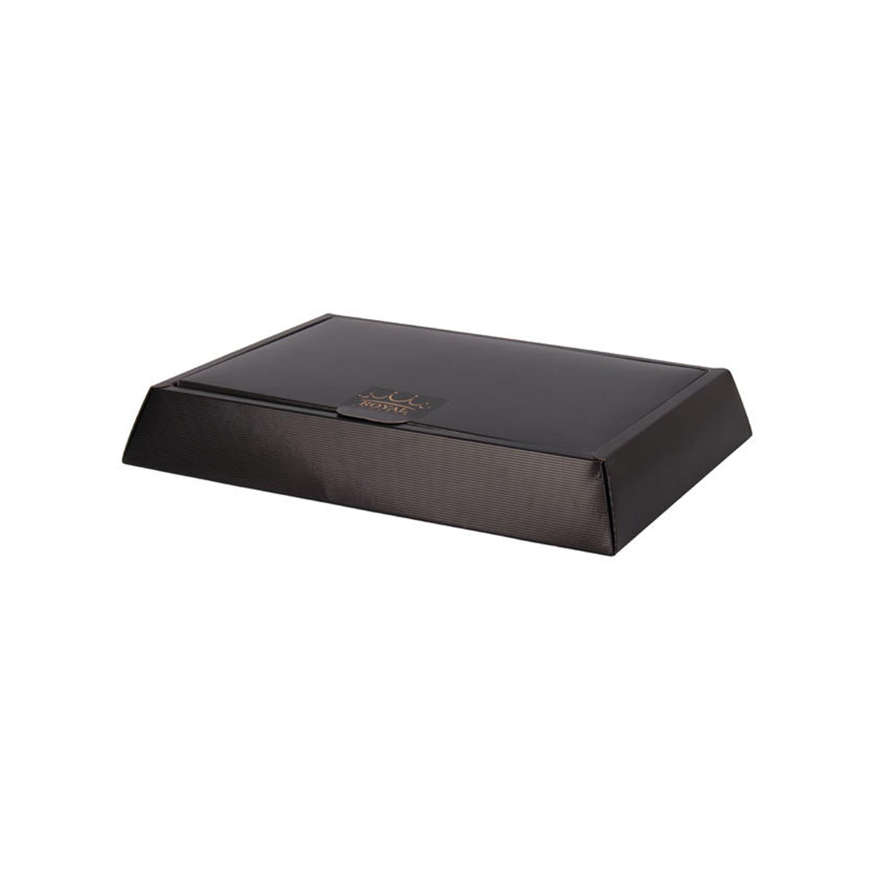 ست هدیه چرم رویال چرم کد SL6-Black