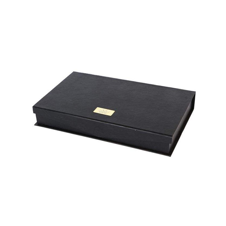 ست هدیه چرم رویال چرم کد SL20-Black
