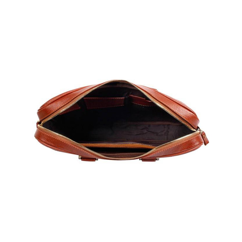 کیف اداری چرم رویال چرم کد BL21-Brown