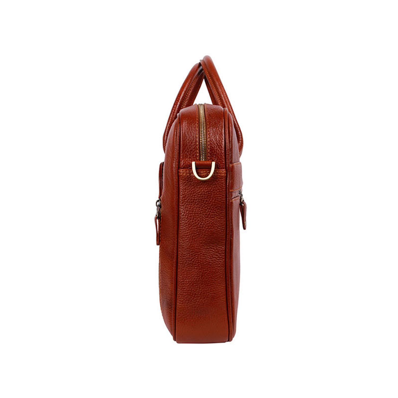 کیف اداری چرم رویال چرم کد BL22-Brown