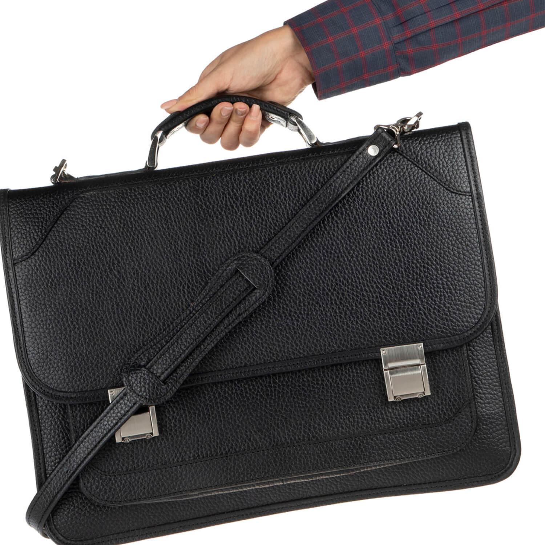 کیف اداری چرم رویال چرم کد BL23
