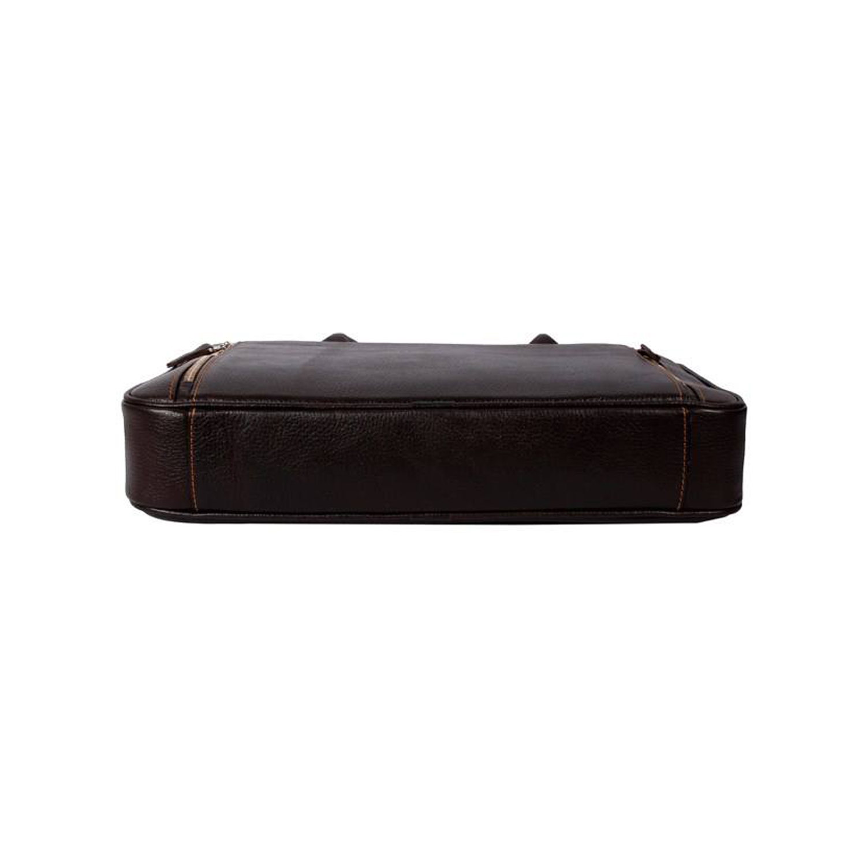کیف اداری چرم رویال چرم کد BL22-DarkBrown