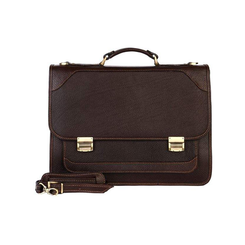 کیف اداری چرم رویال چرم مدل BL23
