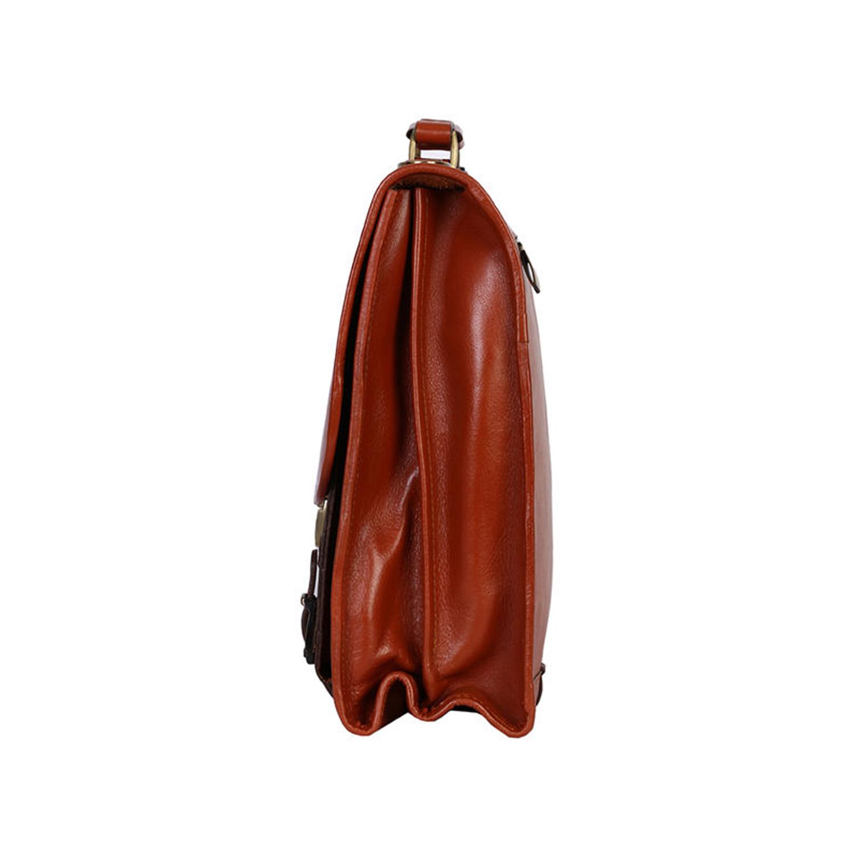 کیف اداری چرم رویال چرم کد BL7-Brown