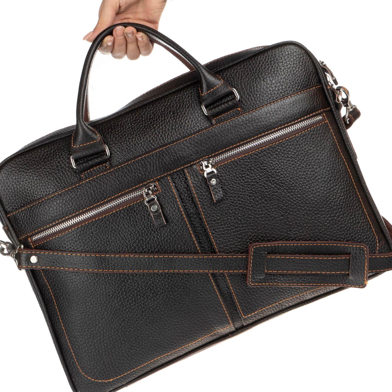 کیف اداری چرم رویال چرم کد BL25